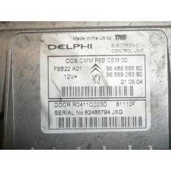ECU Delphi 1.4 HDI 9648966680 9656908380 1940VH (Kopírovat)