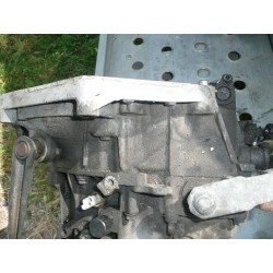 Převodovka PEUGEOT 206 1.4 KFU 20CP81