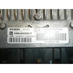 Řídící jednotka SIEMENS SID 803 5ws40309B-T 1940ZE