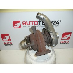 Turbo CITROEN PEUGEOT GARRETT 726683-5002S 2.2 HDI 0375F7