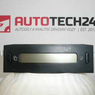 Display CITROEN C2 C3 9647409477 B00 6155GJ