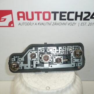 Patice do PZ lampa PEUGEOT 307 SW 6351X2 6351X3