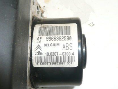 Čerpadlo ABS CITROEN PEUGEOT BOSCH 0265800738 4541FF