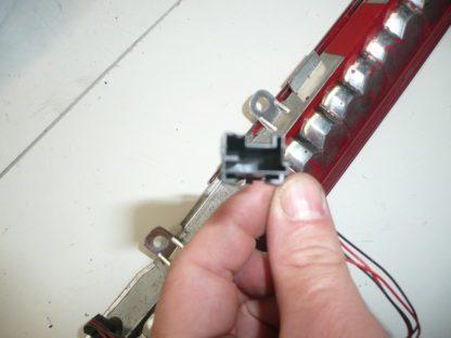 3. brzdové světlo PEUGEOT 307 CC 9641298880 6350W5