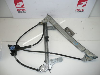 Mechanismus stahování PP okna PEUGEOT 307 CC 9656221480 9222V9