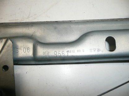 Mechanismus stahování LP okna PEUGEOT 207 9681181280 9221W9 (Kopírovat)